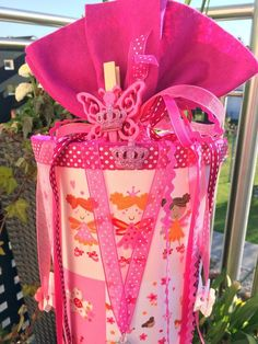Ideal für Mädchen, die pink lieben