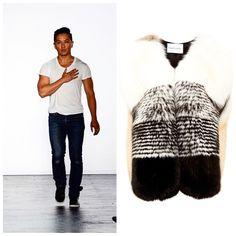 The Designer @prabalgurung at the end of his show in #nyfw and his #fur of #fw15 in @modaoperandi #shishang_zazhi #SZReport #prabalgurung #ny #newyork #nepal #fashion #fashionweek #ss16 #white #moda #style #luxury #womenstyle #womenswear #womensfashion #estilo #diseño  https://t.co/J5cuMIX2hh