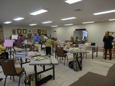 Art Class at Colleton River Club
