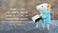 О книгах и людях.