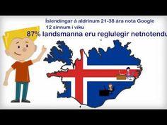 leitarvélabestun  á Íslandi
