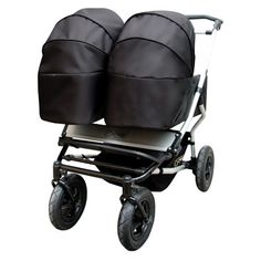 Mountain Buggy Duet + 2 Carrycots - Chilli at Winstanleys Pramworld