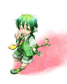 Ryuto (GACHAPOID)