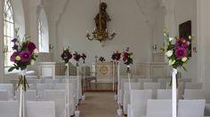 http://www.FLORICA.eu - Kirchendekorationen, Blumen Köln, Blumendekorationen Köln, Hochzeitsdekorationen Köln