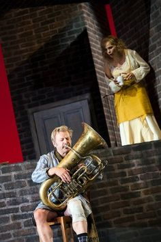 Burgtheater - Pension Schöller - 22. Oktober 2016