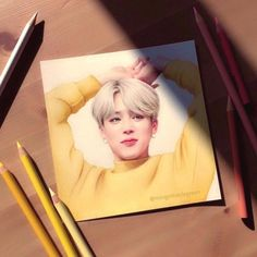 Jimin By : 👧 We believe tattooing can be a method that has been used … Realistic Drawings, Rainbow Art, Sketches, Sketch Book, Bts Drawings, Korean Art, Fan Art Drawing, Art, Fan Art