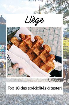 Le Top 10 des spécialités à tester à Liège? La réponse sur le blog des Auberges de Jeunesse! Architecture, Blog, Waffles, Syrup, June, Youth, Travel, Arquitetura, Blogging