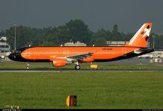 Aviatrans K (Kiev) Airbus A320-211 UR-DAK 662 Warsaw Chopin Airport - EPWA