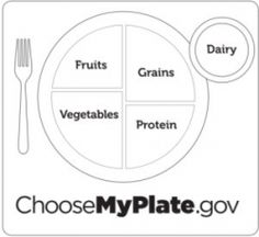With the introduction of the MyPlate food icon, the USDA also developed new teaching tools and plate coloring pages with the MyPlate image to...
