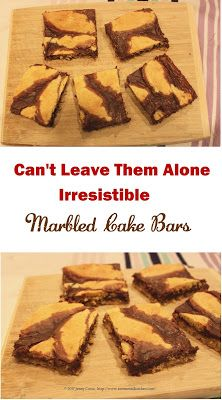 Tormented Kitchen: Can't Leave Them Alone Marbled Cake Bars Marble Cake, Cake Bars, Very Hungry, What's Cooking, What To Cook, Easy Meals, Canning, Kitchen, Desserts