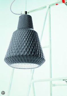 bol.com | Leitmotiv Hanglamp - LM793 Cast - Grijs | Wonen