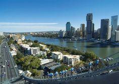 Story Bridge - Brisbane  #australia #brisbane #wheretraveler #adventure