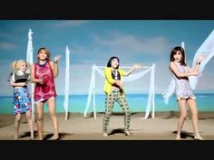 4MINUTE - Gimme That mv