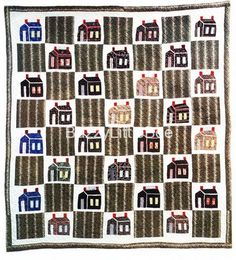 Quilt Pattern Schoolhouse Antique Inspired Traditional Schoolhouse Blocks | eBay, buzzylittlebee11