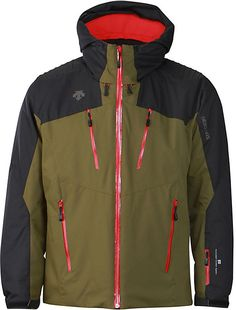 ad92f74e74 Descente Maverick Jacket - Men s Ski Jackets - 2016 - Christy Sports  Outdoor Wear