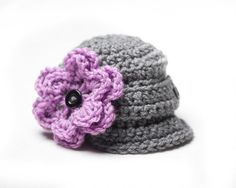 7a7784605306 Baby Girl Hat, Baby Boy Hat, Coming Home Outfit, Infant Newsboy Hat WITH