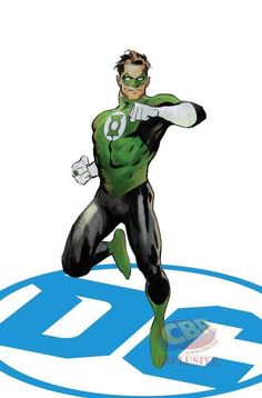 Hal Jordan & the Green Lantern Corps: Rebirth #1 by Cary Nord *