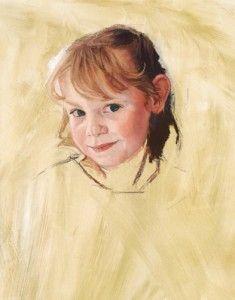 Pastel Portraits | painting techniques