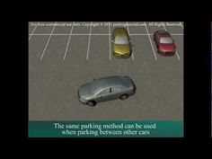 Bay parking lesson - YouTube