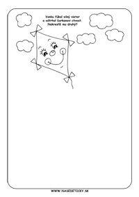 Jesenné pracovné listy Autumn Activities For Kids, Fall Is Here, My Teacher, Colouring Pages, New Books, Worksheets, Kindergarten, Preschool, Clip Art