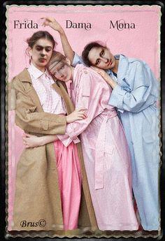 New Faces / L'Officiel Russia 2017 Johannes Vermeer, Face L, New Face, Fashion Photography Inspiration, Photoshoot Inspiration, Mona Lisa Images, Colorful Lingerie, La Madone, Mona Lisa Smile