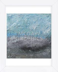 Sea Elements (Framed)