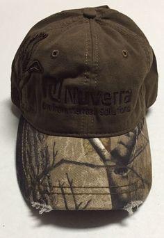 Nuverra Environmental Solutions Hat Duck Cap Oil Gas Scottsdale Arizona  Oilfield  DRIDUCK  BaseballCaps Scottsdale d1719f305d21