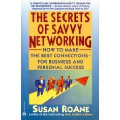 Lots of great networking tips!