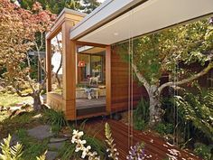 A 1950s Joseph Esherick home in Berkeley, California, inspires an addition that pays homage to the past yet is poised to host the next generation.