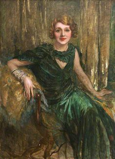 Isaac Michael Cohen - Anne, Lady Dalrymple Champneys