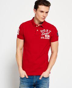 State Pique Polo Shirt
