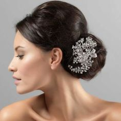 Antique Headpiece - Hair Accessories - Glitzy Secrets