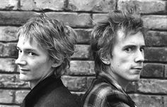 Keith Levene & John Lydon; circa 1979/80 © unknown