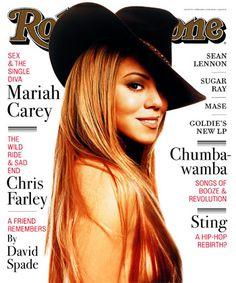 Mariah Carey Rolling Stone
