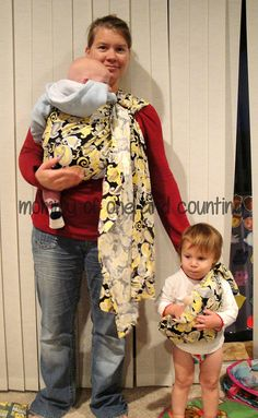 #babytravels *Littlest Bit Ring Sling and kid ring sling review*   Our Piece of Earth