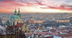 Passeios em Paga | República Checa #Praga #República_Checa #europa #viagem
