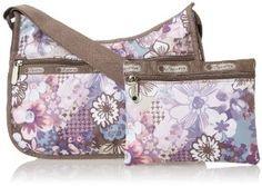LeSportsac Classic Hobo Shoulder Bag,Amelia Pastel,One Size by LeSportsac