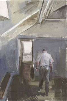 William Wray, Walking Man, 2010