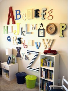 love this idea for a play room