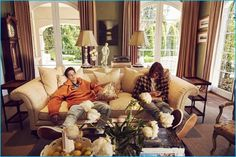 Dylan & Paris Bosnan Connect with L'Uomo Vogue for New Shoot
