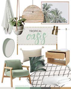 Trend: Tropical Oasis — Adore Home Magazine