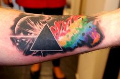 Pink Floyd dark side of the moon by Diyan