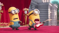 Minion Kissing Camera : Best everything minion images minions drawings