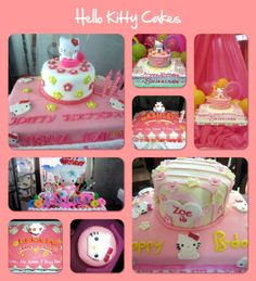 hello kitty JnyJ (j-nee-j) cakes