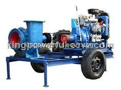 Diesel Water Pump Set (10HBC-30) - China Diesel Engine Pump;10HBC-30;Mixed-flow Pump Sets, Kingpowerful