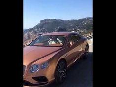 Bentley Continental GT V8 - Monaco