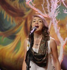 The Lumineers' Neyla Pekarek. Love her and her spirit
