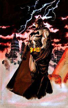 "Jim Lee's ""Dark Knight"""