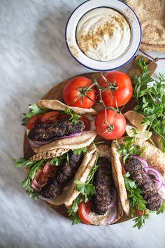Grilled Beef Kofta R