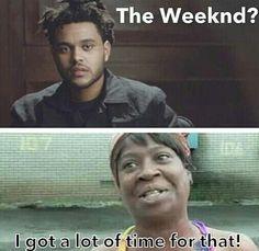 The Weeknd aka Abel Tesfaye